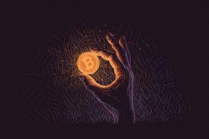 Bitcoin von Börsen